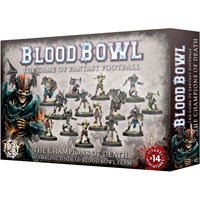 Blood Bowl Team The Champions of Death