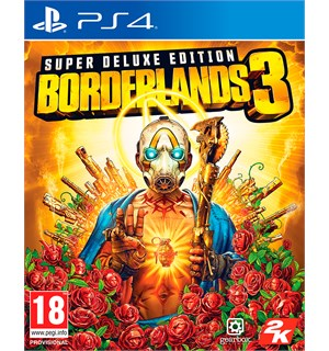 Borderlands 3 Super Deluxe Ed. PS4