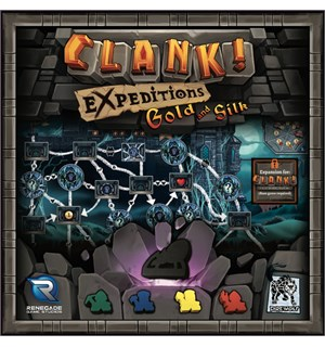 Clank Expeditions Gold and Silk Exp Utvidelse til Clank
