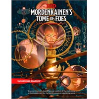 D&D Suppl. Mordenkainens Tome of Foes Dungeons & Dragons Supplement