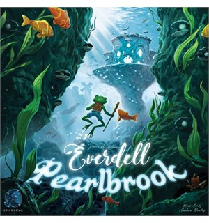 Everdell Pearlbrook Expansion Utvidelse til Everdell