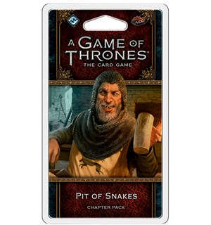 Game of Thrones TCG Pit of Snakes Exp Utvidelse til Game of Thrones Card Game