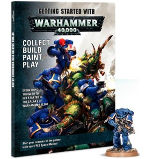 Getting Started With Warhammer 40K Warhammer 40K