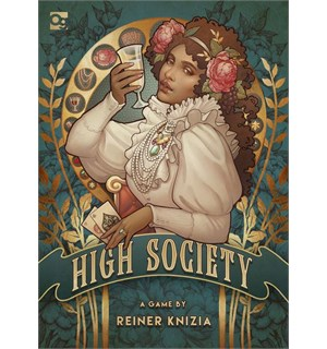 High Society Kortspill
