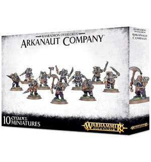 Kharadron Overlords Arkanaut Company Warhammer Age of Sigmar