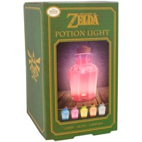 Legend of Zelda Lampe Potion Jar