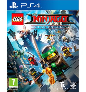 Lego Ninjago Movie Videogame PS4