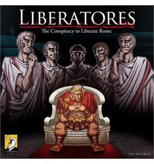 Liberatores Brettspill The Conspiracy to Liberate Rome