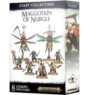 Maggotkin of Nurgle Start Collecting Warhammer Age of Sigmar