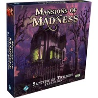 Mansions of Madness Sanctum of Twilight Utvidelse til Mansions of Madness 2nd Ed