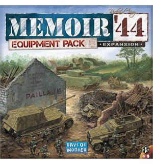 Memoir 44 Equipment Pack Expansion Utvidelse til Memoir 44
