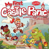 My First Castle Panic Brettspill