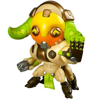 Overwatch Figur Orisa 10 cm Cute But Deadly Vinyl Series