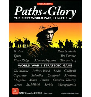 Paths of Glory Deluxe Edition Brettspill 6th Printing