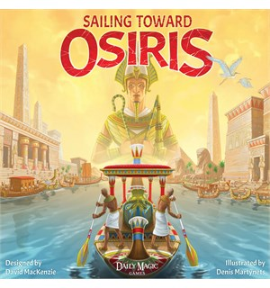 Sailing Toward Osiris Brettspill