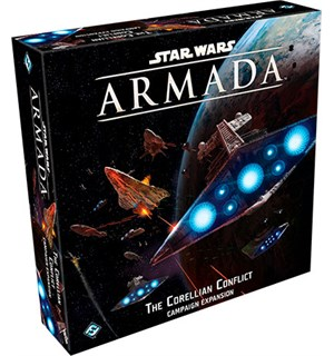 Star Wars Armada Corellian Conflict Exp Utvidelse til Star Wars Armada
