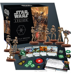 Star Wars Legion B1 Battle Droids Exp Utvidelse til Star Wars Legion