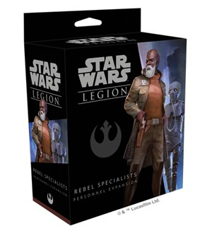 Star Wars Legion Rebel Specialist Exp Utvidelse til Star Wars Legion