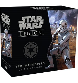 Star Wars Legion Stormtroopers Expansion Utvidelse til Star Wars Legion
