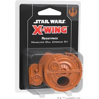 Star Wars X-Wing Resistance Dial Upgrade First Order Maneuver Dial Upgrade Kit