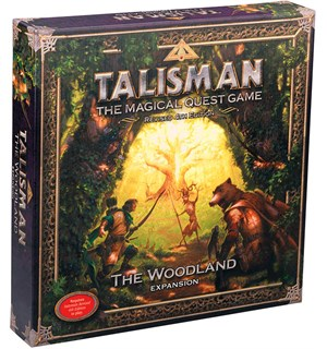 Talisman The Woodland Expansion Utvidelse til Talisman Revised 4th Ed