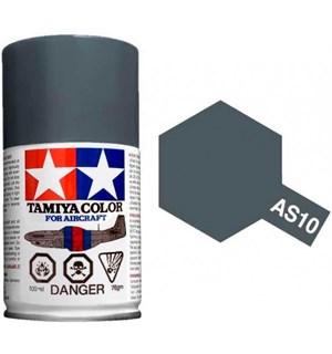 Tamiya Airspray AS-10 Ocean Grey RAF Tamiya 86510 - 100ml