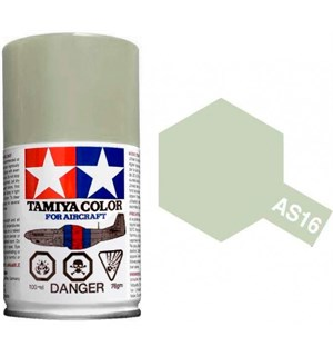 Tamiya Airspray AS-16 Light Gray USAF Tamiya 86516 - 100ml