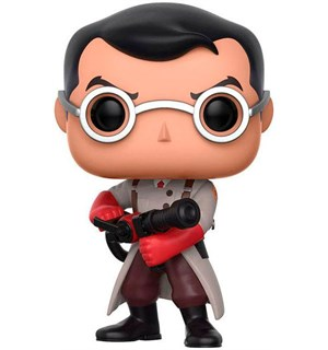 Team Fortress 2 POP Figur Medic 9cm