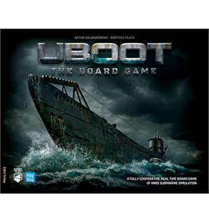 Uboot The Board Game Brettspill