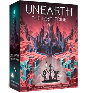 Unearth The Lost Tribe Expansion Utvidelse til Unearth