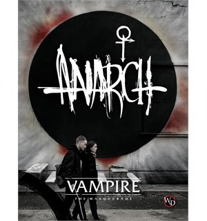 Vampire Masquerade The Anarch (Hardback) 5th Edition - Source Book