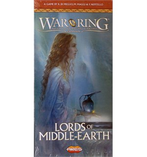 War of the Ring Lords of Middle Earth Utvidelse til War of the Ring
