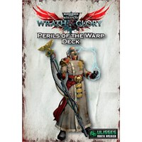 Warhammer 40K RPG Perils of the Warp Wrath & Glory - Deck