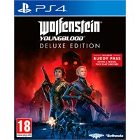 Wolfenstein Youngblood Deluxe PS4 Deluxe Edition med ekstra innhold