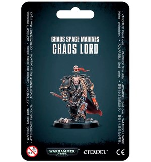 Chaos Space Marines Chaos Lord Warhammer 40K