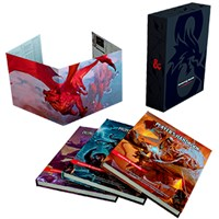 D&D Rules Core Rulebooks Gift Set Dungeons & Dragons