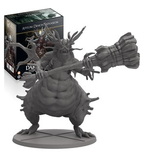 Dark Souls Board Game Asylum Demon Exp Utvidelse til Dark Souls The Board Game