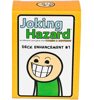 Joking Hazard Deck Enhancement 1 Exp Utvidelse til Joking Hazard