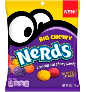 Nerds Big Chewy - 170g