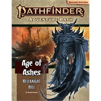 Pathfinder 2nd Ed Age of Ashes Vol 1 Hellknight Hill - Adventure Path