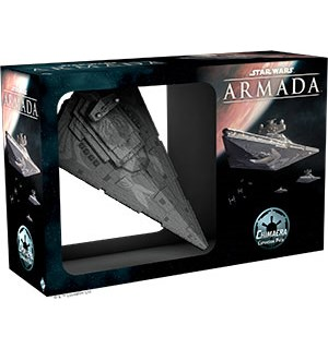 Star Wars Armada Chimaera Expansion Utvidelse til Star Wars Armada