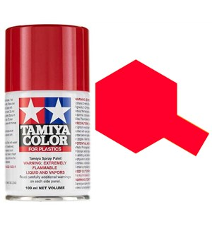 Tamiya Airspray TS-95 Metallic Red Tamiya 85095 - 100ml