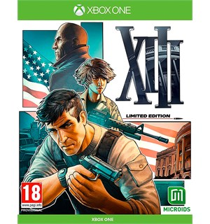 XIII Limited Edition Xbox One