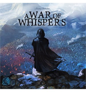 A War of Whispers Second Ed Brettspill Second Edition