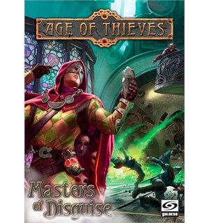 Age of Thieves Master of Disguise Exp Utvidelse til Age of Thieves