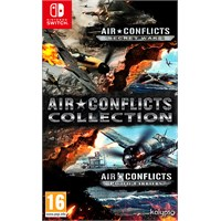 Air Conflicts Collection Switch Secret Wars + Pacific Carriers