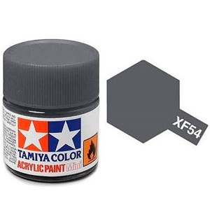 Akrylmaling MINI XF-54 Dark Sea Grey Tamiya 81754 - 10ml