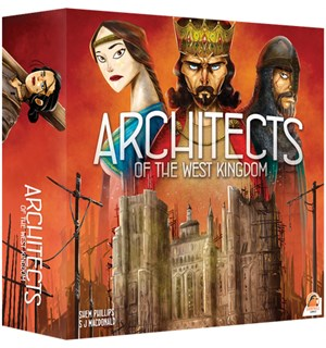 Architects of the West Kingdom Brettspil