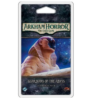 Arkham Horror TCG Guardians of the Abyss Utvidelse til Arkham Horror Card Game