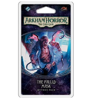 Arkham Horror TCG Pallid Mask Exp Utvidelse til Arkham Horror Card Game